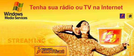 hospedagem radio virtual e streaming ao vivo
